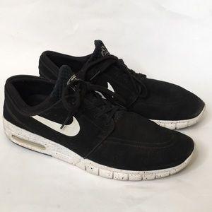 Nike Leather SB Stefan Janoski Max Shoes